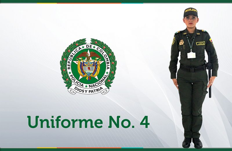 Uniforme No. 4