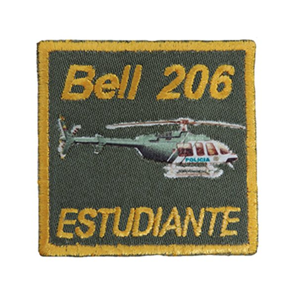 Bell 206 estudiante