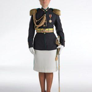 uniforme de gala No. 1