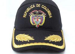 Gorra Escudo República de Colombia HD