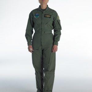 uniforme de vuelo